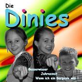 Die Dinies - neue Pop-Rockmusik für Kinder