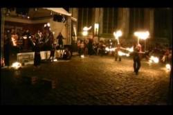 Merseburger Zaubersprüche - Feuerschau Braunschweig 2009